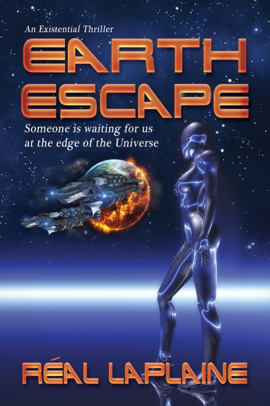 Earth Escape front cover version 3 13 May 2017