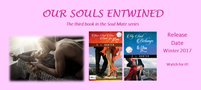Book launch Our Souls Entwined