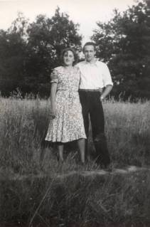My parents ca. 1949