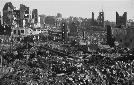 Solingen, Germany, after the bombing
