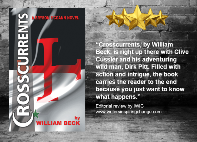 """IWIC Book Review of CROSSCURRENTS by William Beck """"This book"""