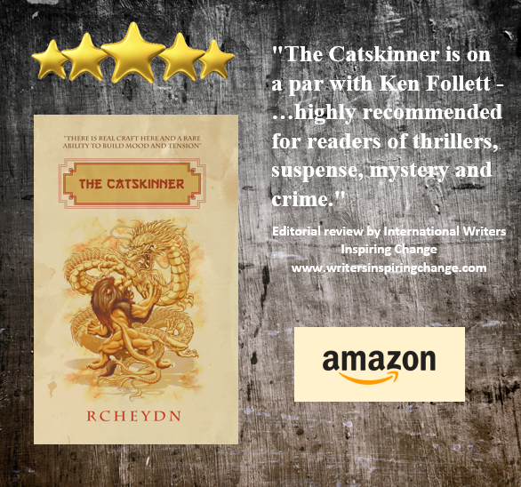 Book review of The Catskinner