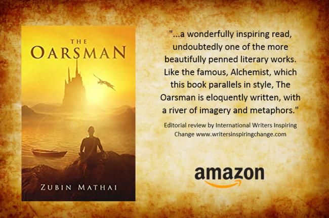 Book spot The Oarsman