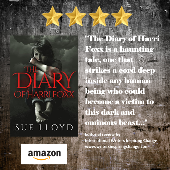 BookSpot The Diary of Harri Foxx