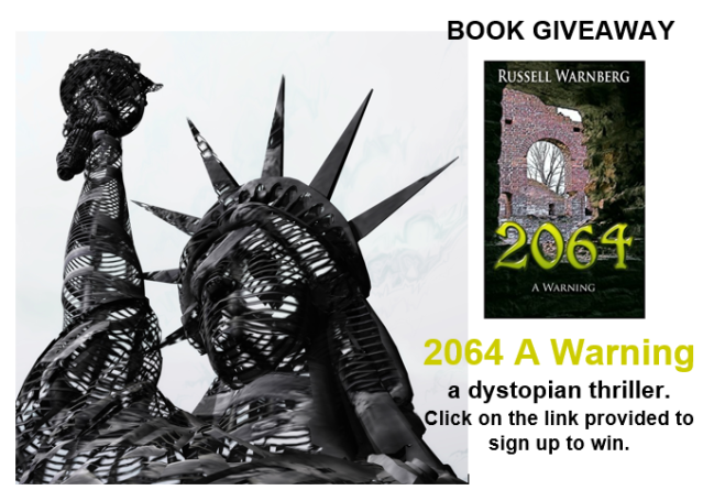Book Giveaway 2064 A Warning