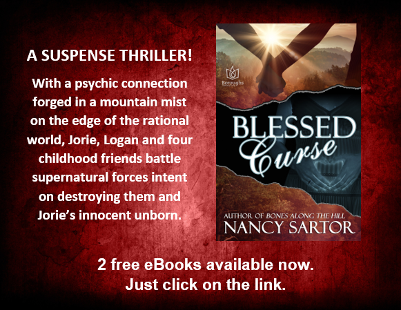 Book giveaway Blessed Curse