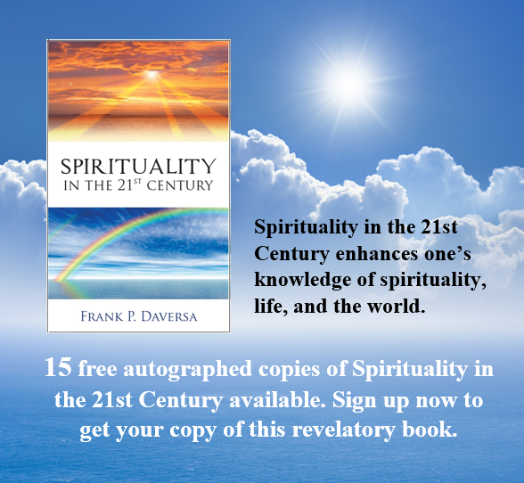 Book Giveaway Spirituality in the 21st Century