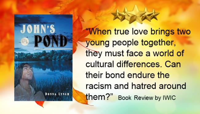 Johns Pond book review spot