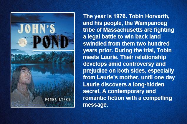 Johns Pond book spot