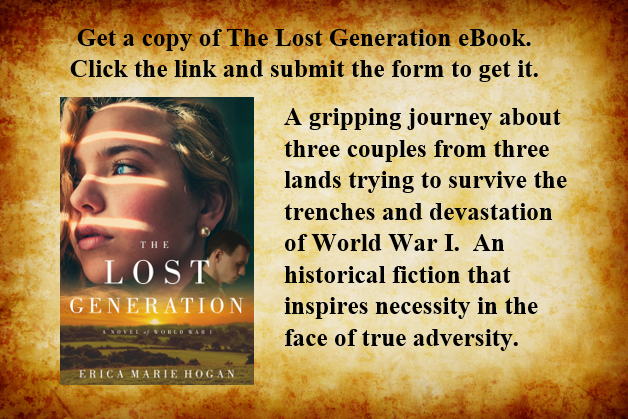 The Lost Generation book giveaway