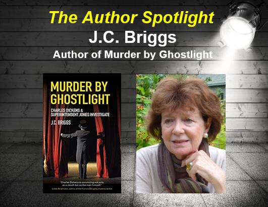 J.C. Briggs spotlight