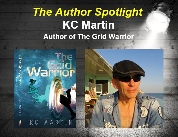 Kev Martin spotlight