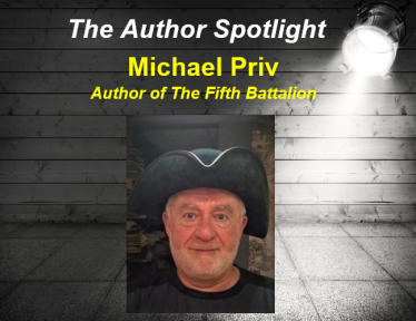 Michael Priv author spotlight