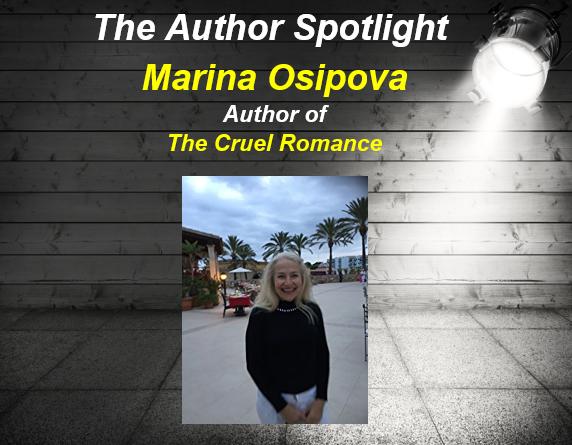 Marina Osipova spotlight