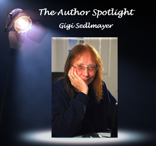Author Spotlight - Gigi Sedlmayer