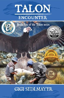 Talon Encounter cover with all awards (5)