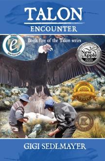Talon Encounter cover with all awards (5)