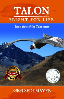 Talon Flight for Life cover with all awards (3)