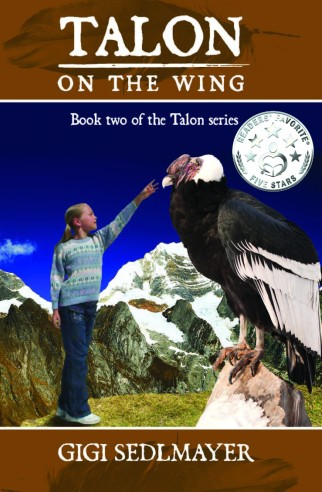 Talon On the Wing cover with All Awards (2)