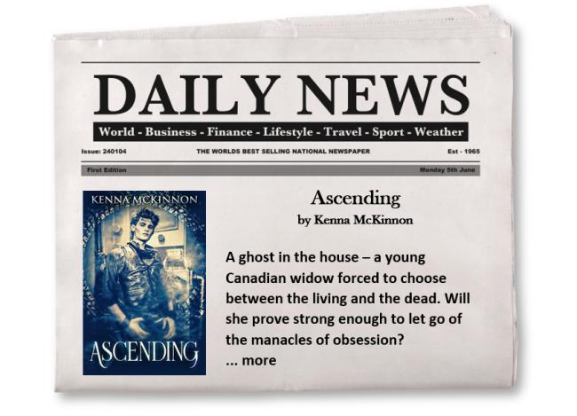 Feature Book Promotion - Ascending
