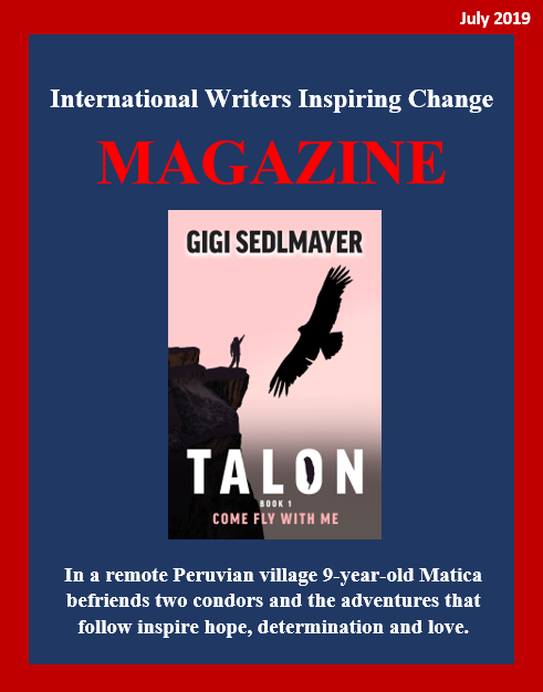 Featured book review -TALON