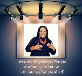 Author Spotlight - Moneshia Dashiell